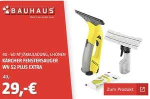 (Bauhaus Dresden) Kärcher Fenstersauger WV 52 Plus Extra