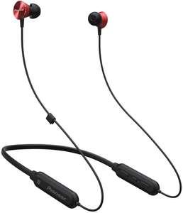 Pioneer SE-QL7BT Bluetooth Sport In-Ear-Kopfhörer in rot