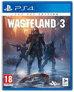 Wasteland 3: Day One Edition (PS4) für 14,68€ & (Xbox One) für 13,48€ (Amazon UK)