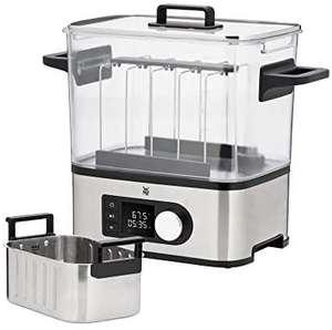 WMF LONO 2in1 Sous Vide Garer Pro mit Slow-Cook Einsatz [1500 Watt, Wasserbhälter 6,0l, Timer-Funktion bis 72 Stunden]
