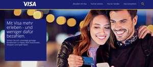 Bis zu 25% Rabatt über VISA auf Hotels, Mietwagen, Shopping, Erlebnisse