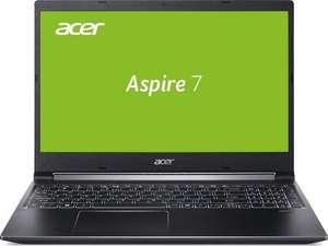 """NBB-Wochenangebote [33/21] - z.B. Acer Aspire 7 A715-42G-R7GV 15,6"""" Full HD IPS, AMD Ryzen 7 5700U, 16GB RAM, 1TB SSD, GTX 1650, Linux"""