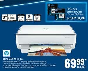 [Lokal Metro] Multifunktionsdrucker HP Envy 6030