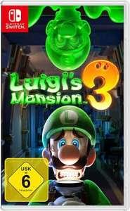 [Lokal Saturn Kassel City Point] Nintendo Switch Luigi's Mansion 3