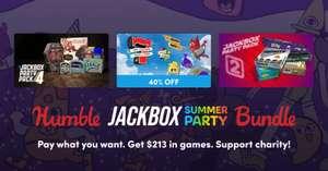 Humble Jackbox Summer Party Bundle