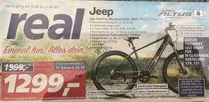 REAL Abholung Jeep Mountain E-Bike MHR 7000