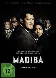 Madiba (TV-Mini-Serie) Limited Mediabook Edition (Blu-ray) für 7,99€ (Amazon Prime & Saturn Abholung)