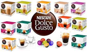 [Kaufland 20.08.+21.08.] 3x Nescafé Dolce Gusto Kapseln versch. Sorten mit Coupon für 3,97€