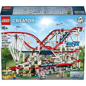 [personalisiert] mytoys LEGO LEGO®® Creator Expert 10261 Achterbahn