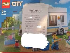 28% auf LEGO CITY bei Rossman, z.B. LEGO City: Ferien-Wohnung (60283)
