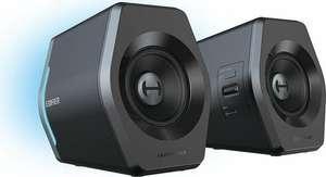 Edifier G2000 PC-Lautsprecher (RGB Beleuchtung, Bluetooth, 16W RMS)