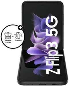 {O2 Kunden} Galaxy Z Flip 3 5G 128GB (0% Ratenkauf) (zusätzlich 200€ Eintauschprämie möglich)