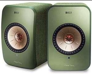 KEF LSX Stereo WLAN Lautsprecher
