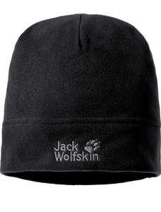 [Amazon Prime] Jack Wolfskin Mütze Real Stuff in schwarz,grau,blau