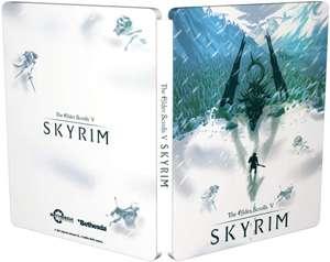 Amazon: The Elder Scrolls V: SkyrimSpecial Edition + Steelbook (PS4) für 16,99€ mit Prime oder Lieferung an eine Packstation
