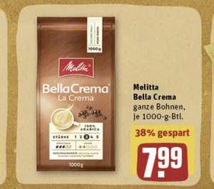 [Rewe Payback] 300 PB Punkte auf Melitta Bella Crema, effektiv 4,09€ (personalisiert)