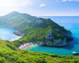 Korfu / Griechenland (Sept-Okt) Eine Woche im 5* Roda Beach Resort&Spa / All Inclusive mit Flügen, Transfers und Zug zum Flug für 474€ p.P.