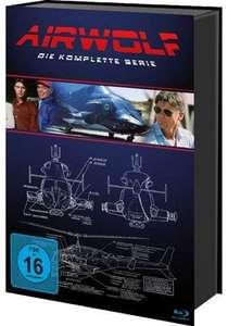 Airwolf - Die komplette Serie (Blu-ray) für 39,99€ (Weltbild)