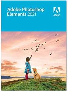 Adobe Photoshop Elements & Premiere Elements 2021 |1 Gerät|unbegrenzt|PC/MAC Sammeldeal