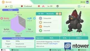 Pokemon Schwert/Schild Montecarbo Gigadynamax