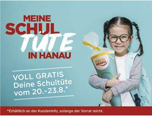 [Lokal] HOL DIR DIE VOLLE SCHULTÜTE - Gratis Schultüte im Forum Hanau