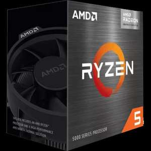 AMD Ryzen 5 5600G 6x 3,90 GHz BOX Wraith Stealth (100-100000252BOX)
