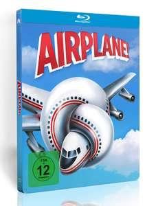 Die unglaubliche Reise in einem verrückten Flugzeug Limited Steelbook Edition (Remastered Blu-ray) für 9,99€ (Media Markt Abholung)