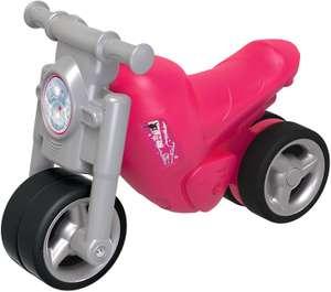BIG - Girlie Bike, Laufrad (Rosa) für 17,99€ (Media Markt Abholung)
