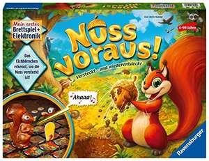 Ravensburger Kinderspiele - Nuss voraus! - Such- und Findespiel für 12,99€ (Amazon Prime)
