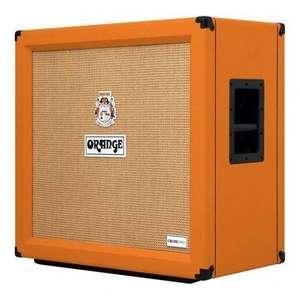 "ORANGE Crush Pro 412, Gitarren Box 4 x 12"" Lautsprecher mit je 60 Watt, Maße 69,5 x 68 x 37 cm, Gewicht 36,1 kg [Muziker]"