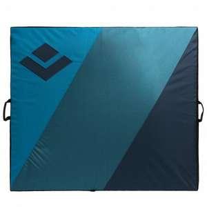 Black Diamond Drop Zone Crash Pad, Kletter-/Bouldermatte/Rucksack, Maße (außen):104 x 122 x 9 cm, Gewicht:4.750 g [sportokay.com]