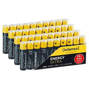 [Prime] Intenso 40er Batterien AAA