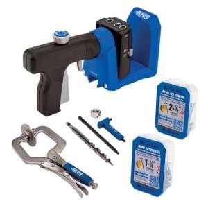 Bohrschablone für Taschenlöcher - Kreg Pocket Hole Jig 520 PRO