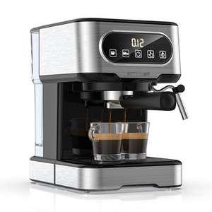 BlitzWolf BW-CMM2 - Espresso-Siebträgermaschine für 74€ aus dem EU-Lager
