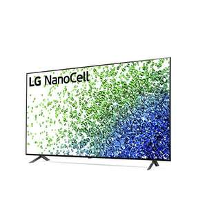 [Amazon] LG 75NANO809PA TV 189 cm (75 Zoll) 4K NanoCell Fernseher (Active HDR, 60 Hz, Smart TV) [Modelljahr 2021]
