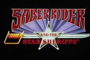 [ Amazon / Prime ] Saber Rider and the Star Sheriffs - Ultimate Edition [10 DVDs]