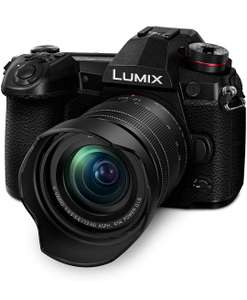 Panasonic LUMIX DC-G9MEG-K