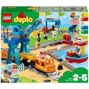 Lego Duplo Zug - z.B. LEGO DUPLO 10875 Güterzug