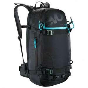 EVOC - FR Guide Blackline 30L, Ski- und Snowboard Rucksack mit integriertem Rückenprotektor, Größe S [Bergfreunde]
