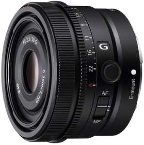 "Sony FE 50mm F2.5 G Objektiv (+""Sony der Ultimative Alpha Kurs Level 1""-Fotokurs)"
