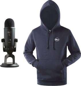 Blue Microphones Yeti USB-Mikrofon inkl. Hoodie *Bestpreis*