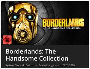 Borderlands: The Handsome Collection Nintendo Switch