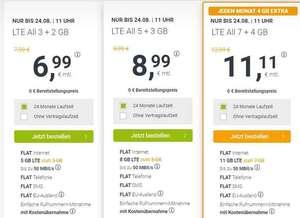 winSIM 5GB LTE für nur 6,99€ und zwei weitere Tolle Aktionen