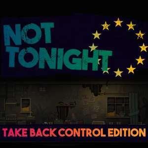 Not Tonight: Take Back Control Edition (Switch) für 2,29€ oder für 1,02€ MEX (eShop)