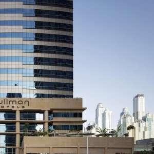 Dubai: 7 Nächte - 5*Pullman Dubai Jumeirah Lake Towers - 40qm Doppelzimmer (2 Pers.) inkl. Frühstück, Upgrade, Shuttle u.m./ bis Juli ´22