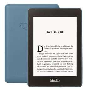 KINDLE Paperwhite, wasserfest, 6 Zoll (15 cm) großes hochauflösendes Display - 8 GB eBook Reader (Saturn)