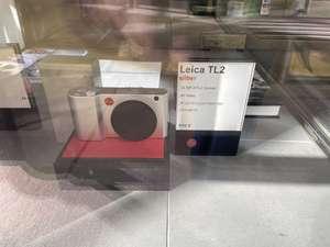 Leica TL2 für 990 Euro / Lokal Wien (Leica Store)