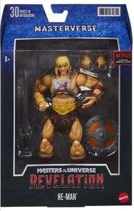 Masters of the Universe GYV09 - Masterverse / Revelation HE-MAN, MotU, Mattel, kostenloser Versand mit Prime