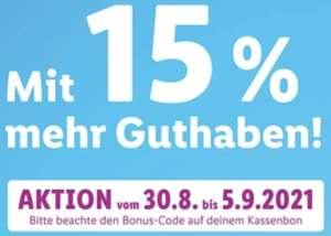 15% zusätzliches Guthaben für Apple iTunes & App Store Geschenkkarten (25€, 50€ u. 100€) - ab 30.08.