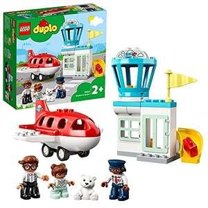 LEGO Duplo - Flugzeug und Flughafen (10961) für 21,52€ (Amazon Prime)